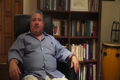 Interview with Victor Vazquez-Hernandez on June 29, 2015, Segment 8