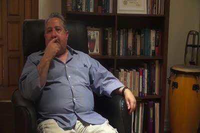 Interview with Victor Vazquez-Hernandez on June 29, 2015, Segment 10