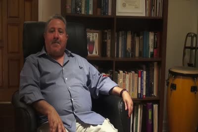 Interview with Victor Vazquez-Hernandez on June 29, 2015, Segment 3