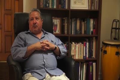 Interview with Victor Vazquez-Hernandez on June 29, 2015, Segment 15