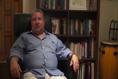 Interview with Victor Vazquez-Hernandez on June 29, 2015, Segment 11