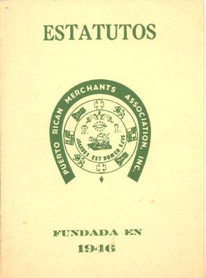 Estatutos Puerto Rican Merchants Association by-laws