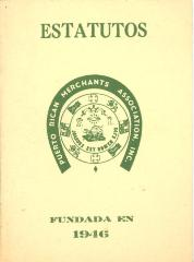 Estatutos Puerto Rican Merchants Association by-laws
