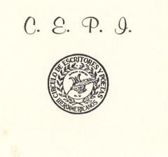 CEPI emblema / CEPI emblem
