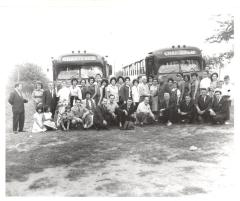 PRMA members' trip to Las Villas on chartered buses