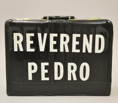 Reverend Pedro
