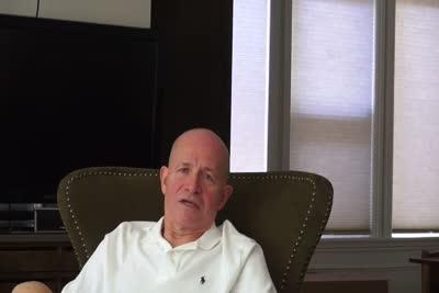 Interview with Ray Vazquez on Jun 10, 2015, Segment 9