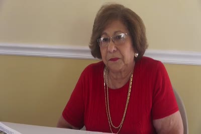 Interview with Norah Venegas on May 21, 2015, Segment 9