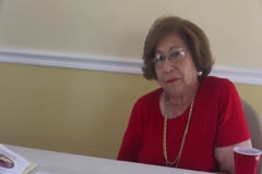 Interview with Norah Venegas on May 21, 2015, Segment 32