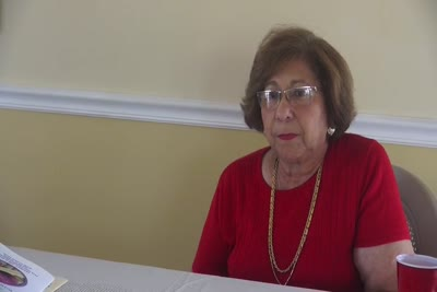 Interview with Norah Venegas on May 21, 2015, Segment 24