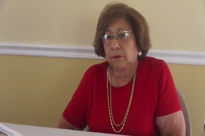 Interview with Norah Venegas on May 21, 2015, Segment 10