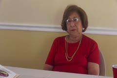 Interview with Norah Venegas on May 21, 2015, Segment 12