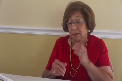 Interview with Norah Venegas on May 21, 2015, Segment 8