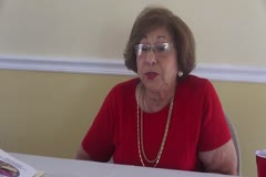 Interview with Norah Venegas on May 21, 2015, Segment 14