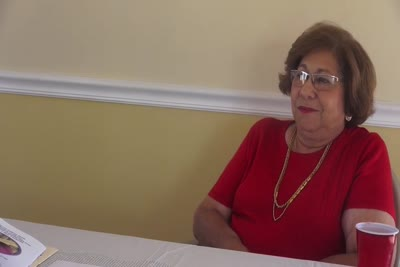 Interview with Norah Venegas on May 21, 2015, Segment 30