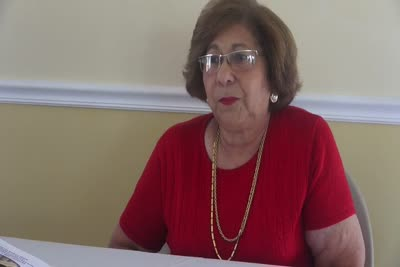 Interview with Norah Venegas on May 21, 2015, Segment 4