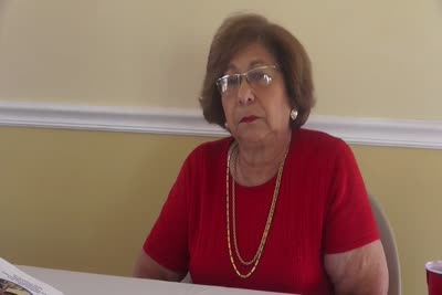 Interview with Norah Venegas on May 21, 2015, Segment 11