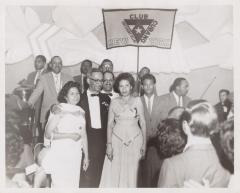 Members of the Inter-Americano Club Cubano