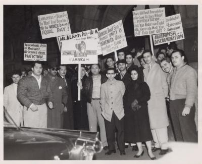 Bilnor Corporation Employees on a Strike