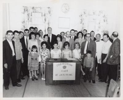 Members of Organización Hijos de Jayuya, Inc.