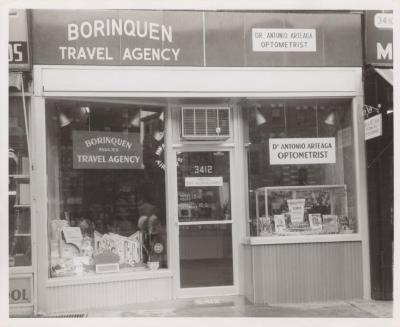 The Borinquen Travel Agency