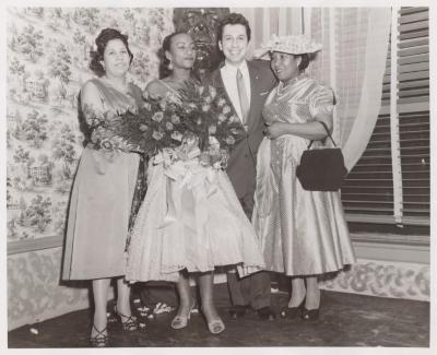 Celia Cruz and friends