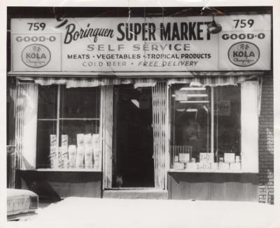 The Borinquen Supermarket