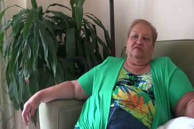 Interview with Evelyn Rivera on May 23, 2017, Segment 21