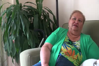 Interview with Evelyn Rivera on May 23, 2017, Segment 16