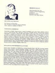 Helen Rodríguez-Trías - President-Elect