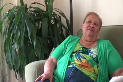 Interview with Evelyn Rivera on May 23, 2017, Segment 10