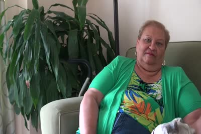 Interview with Evelyn Rivera on May 23, 2017, Segment 14
