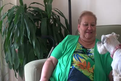 Interview with Evelyn Rivera on May 23, 2017, Segment 13