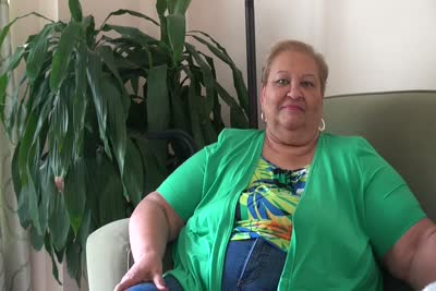 Interview with Evelyn Rivera on May 23, 2017, Segments 1 & 2