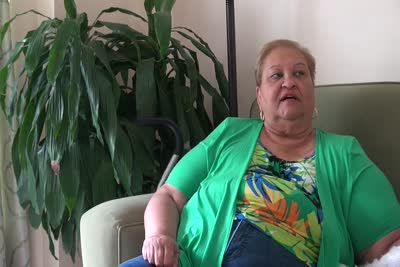 Interview with Evelyn Rivera on May 23, 2017, Segment 12