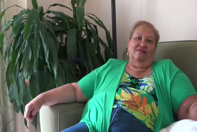 Interview with Evelyn Rivera on May 23, 2017, Segment 22