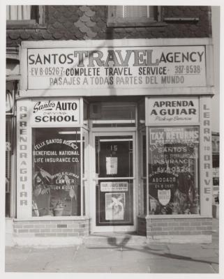 The Santos Travel Agency