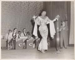 The Puerto Rican singer, Ruth Fernandez