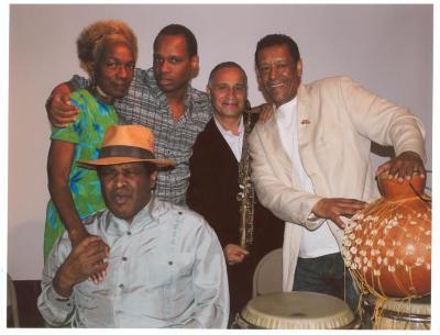 The Hoops for Haiti Quartet