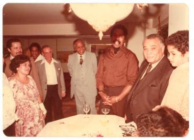 Ella Laviera's birthday party