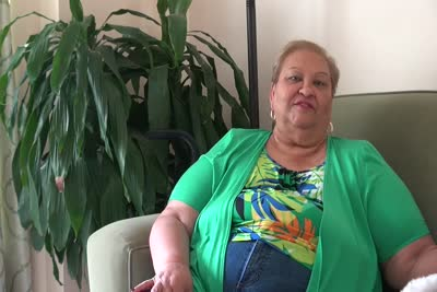 Interview with Evelyn Rivera on May 23, 2017, Segment 8