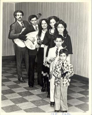 Family of musicians