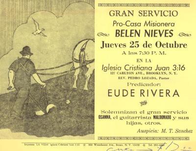 Gran Servicio / Great Service
