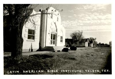Latin American Bible Institute
