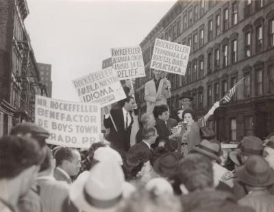 Nelson Rockefeller Campaign