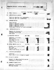 Summary-Monthly Activities Report Apr. 1958