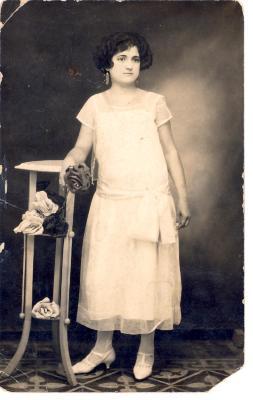 Gloria, Justo A. Martí's cousin