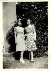 Isaura Malpica Rieckhoff and Anita Vélez Mitchell