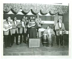 Arsenio Rodriguez and his band