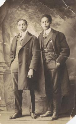 Jesús & Joaquin Colón